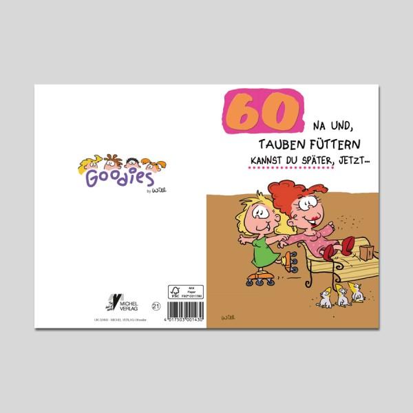 Goodies 60. Geburtstag