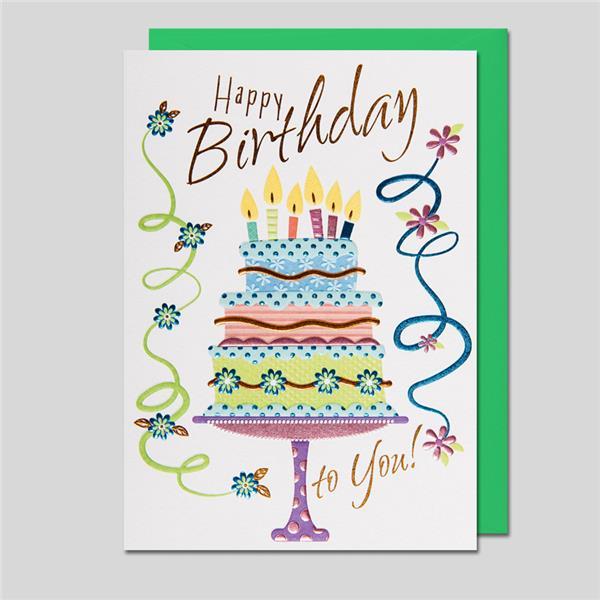 Gratulatione by Alessia Happy Birthday