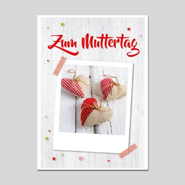 Minikarte Zum Muttertag