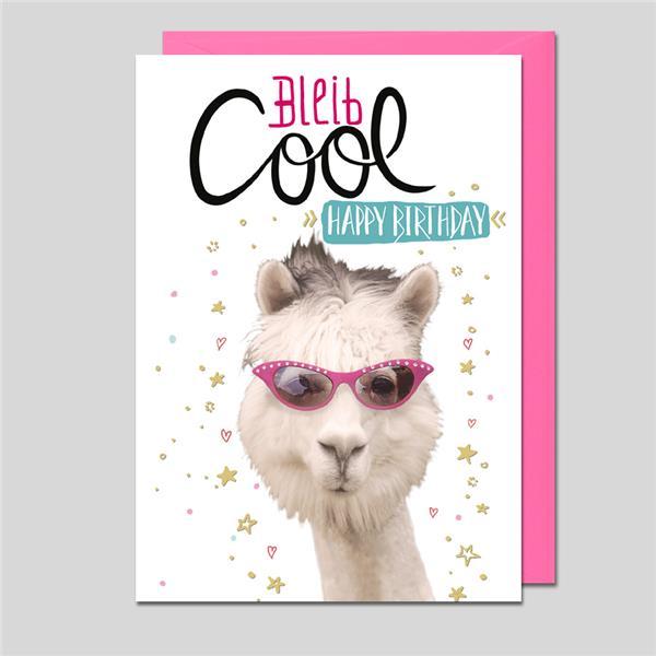 Animal Fun Happy Birthday