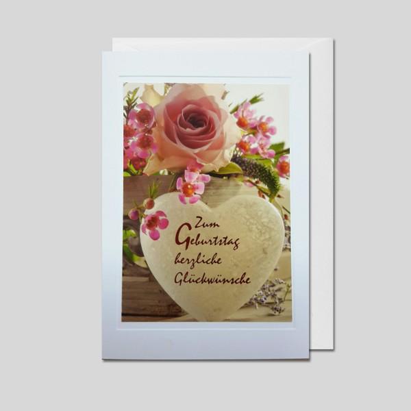 Geburtstagskarte DIN A5