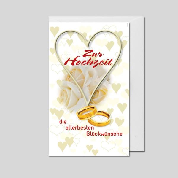 "HAPPY GREETINGS ""Hochzeit"""