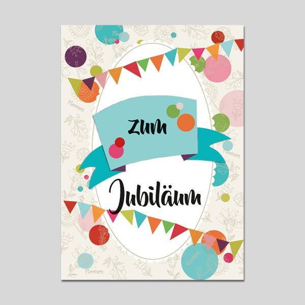 Minikarte Jubiläum