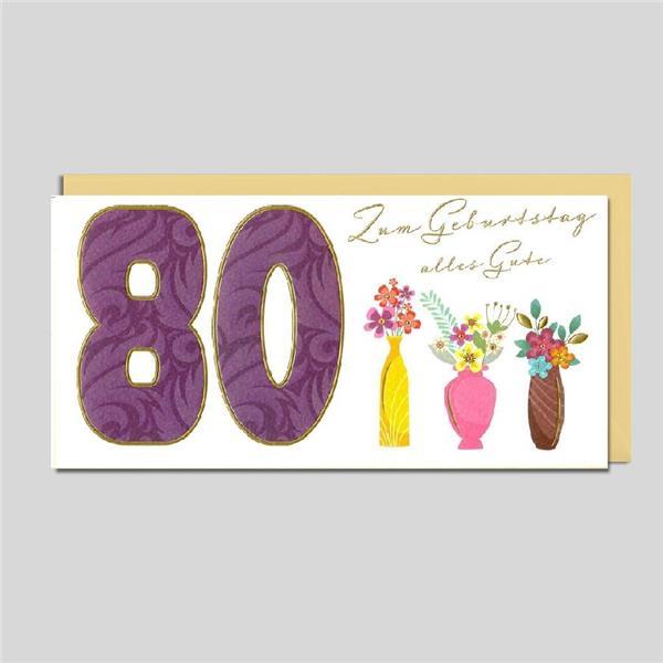 Impressione 80. Geburtstag