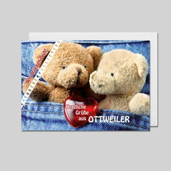 City-Cards 2 Teddy''s