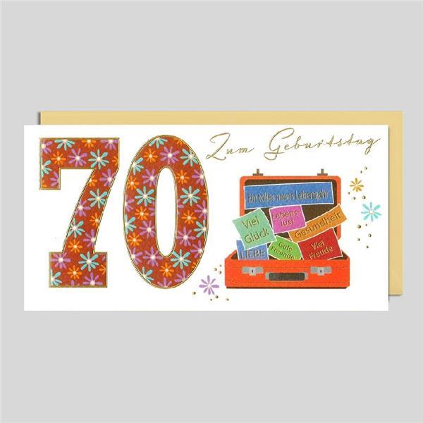 Impressione 70. Geburtstag