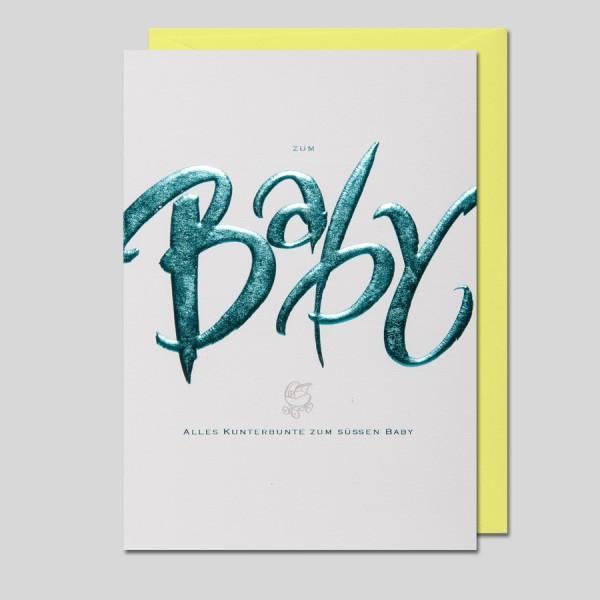 KalliGraphik Baby/Nachwuchs