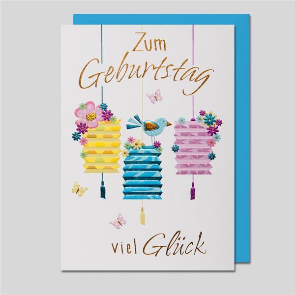 Gratulatione by Alessia Geburtstag