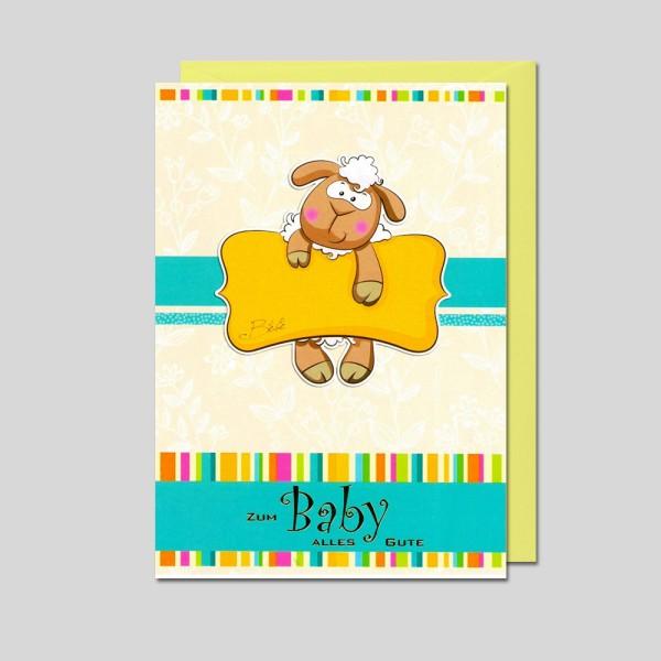Umschlagkarte Nachwuchs