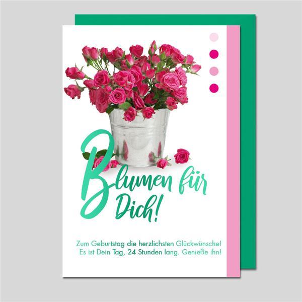 FOCUS Blumen für Dich