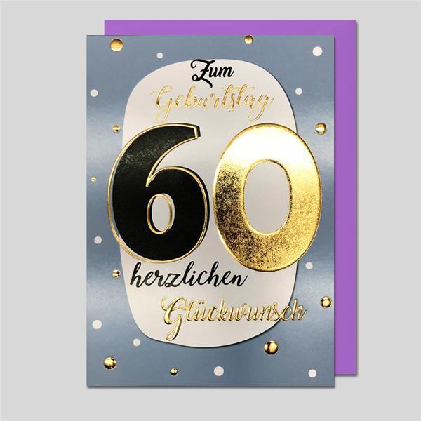 """Best Age """"60"""" Zahlengeburtstag"""