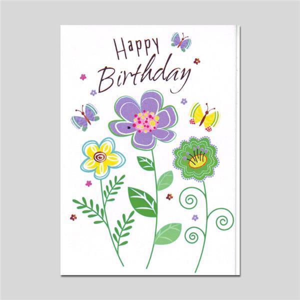Minikarte Gratulatione by Alessia mit Klammer