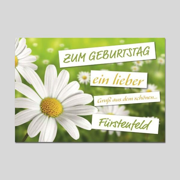 City-Cards Blume