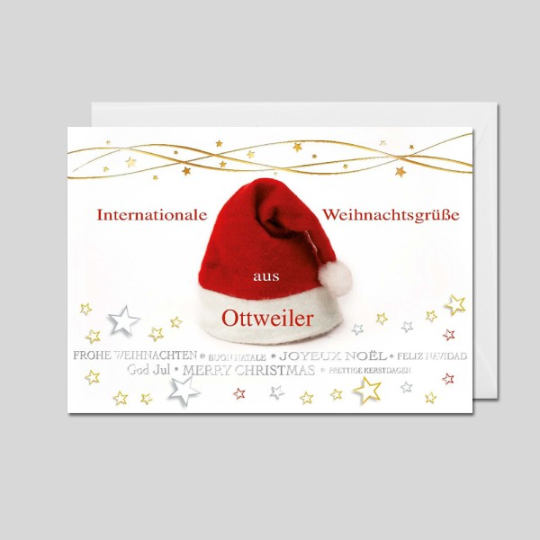 City-Cards Weihnachten