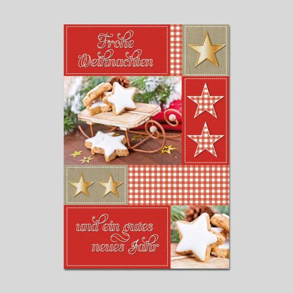 Fotokarte Weihnachten
