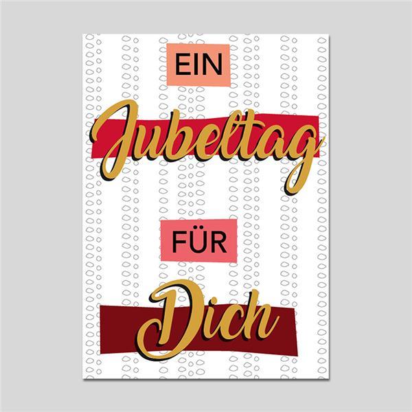 Minikarte Jubeltag