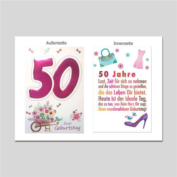 Age 50. Geburtstag