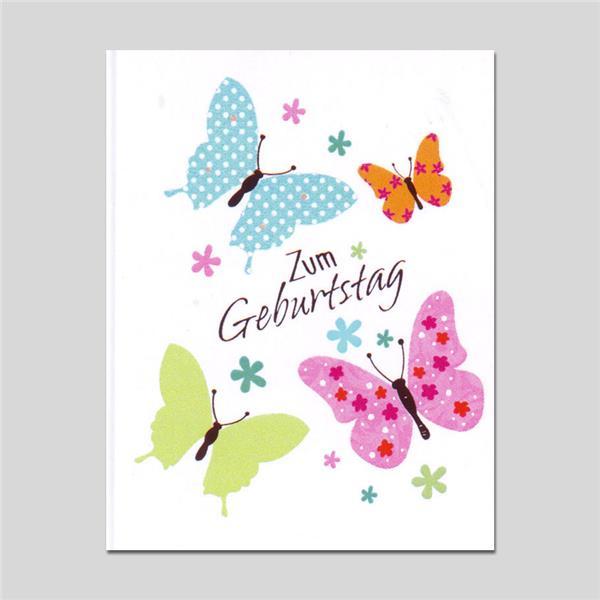 Minikarte Gratulatione by Alessia Geburtstag