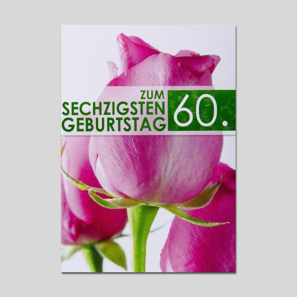 "Make it big "" 60.Geburtstag"""