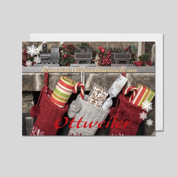 City-Cards Weihnachten