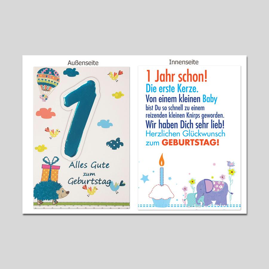 Age 1. Geburtstag | AGE | Serien | Michel Verlag - Best of
